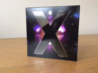 Mac OS X 10.5 Leopard (Family Pack)