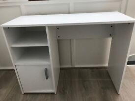 White Office Desk (only recently bought)