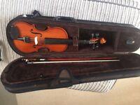 Stentor 1/4 Violin with case