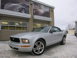 2005 Ford Mustang V6 convertible
