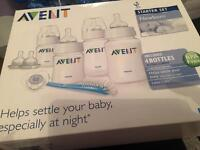 Baby bottles
