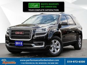 2015 GMC Acadia SLE2 ***Rear camera, sunroof***