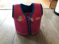 Zoggs swimming jacket