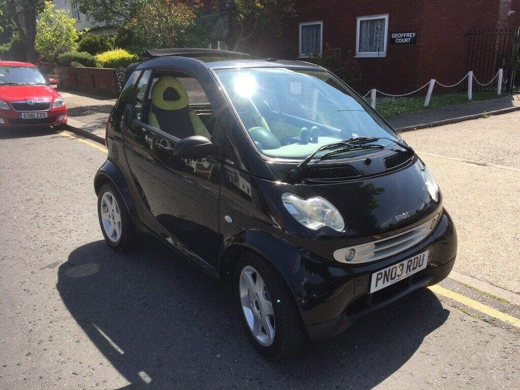 Misfire on smart car