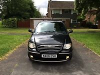 2006 Chrysler grand voyager xs top of the line 1 year mot £1395 ono