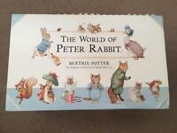The World of Peter Rabbit Collection gift set (23 original books by Beatrix Potter)
