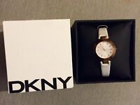 ***REDUCED PRICE*** Elegant DKNY Watch - Includes Presentation Box - Excellent Condition - £70 ovno