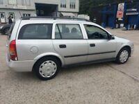 2002 Vauxhall Astra estate long mot