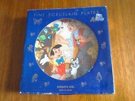 Ornamental Disney plate