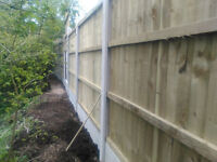 fence panels direct ltd concrete post and gravel boards bank holiday special