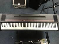 Roland EP97 keyboard with Swan flight case