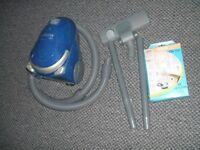 BLUE 1400 MAX TESCO RANGE CYLINDER HOOVER