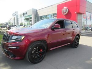 2016 Jeep Grand Cherokee SRT*LAGUNA SEATS*TRAILER TOW