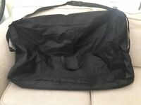 Carry bag for portable massage table