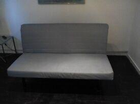 Ikea LYCKSELE metal frame Sofa Bed