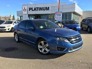 2010 Ford Fusion Sport AWD - 2 sets of rims and tires priced to