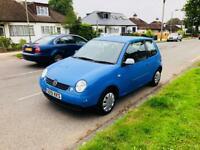 VOLKSWAGEN AUTOMATIC LUPO 1.4 NEW MOT CHEAP AUTOMATIC CAR