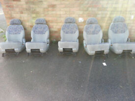 5 seats for Sharan Alhambra , Galaxy