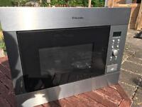 Electrolux integrated microwave oven EMS26415
