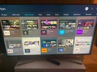 "65"" Samsung 4K smart tv UHD"
