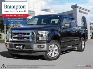 2015 Ford F-150 XLT | SUPER CAB | TRADE-IN | TONNEAU COVER | CD