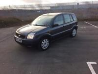 Ford Fusion 1.4 petrol (03) plate