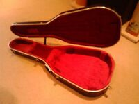 Hiscox guitar case