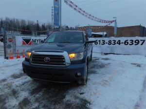 2007 Toyota Tundra Limited 5.7L V8, SOLD WITH ONTARIO SAFETY ONL