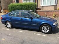 BMW 316I SE AUTO, Selling as spares or repair