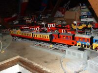 Wanted - Lego 12v / 9v trains and accessories !!!