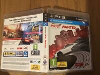 PS3 need for speed games
