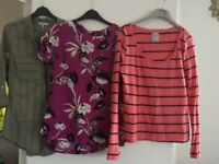 bundle women's clothes size 10