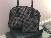 Genuine Radley bag with matching purse