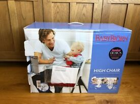 Baby Bjorn Award Winning High Chair