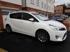 Toyota Verso 2.0 Excel 5dr (7 Seat) - Pearlescent White