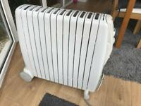 DeLonghi Oil Filled Electric Radiator
