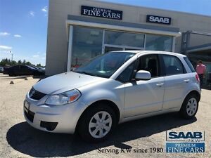 2010 Suzuki SX4 Sport Hatchback No accidents