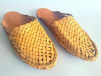 Best Leather Men's Jutti Slippers Mojari Handmade Khussa India Style
