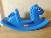 Little Tykes rocking horse
