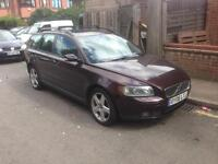 VOLVO V50D 06 PLATE ESTATE 6 SPEED MANUAL PLEASE READ AD £650 NO OFFERS