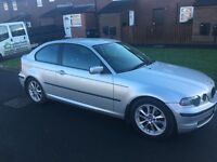 BMW 316 ti Excellent Runner