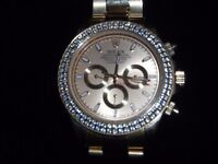 Rolex Oyster Perpetual Cosmograph Daytona Date Waterproof Automatic 'Bling' Watch