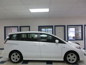 2009 Mazda MAZDA5 GT 6 PASSAGERS TOIT OUVRANT 8 MAGS 67300 KM !