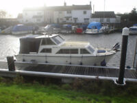 colvic 28 motor cruiser, 4 berth excellent condition