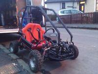 Offroad buggy,Gokart 50cc twin seater