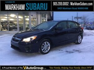 2014 Subaru Impreza 2.0i Touring Package 5-Door - SOLD!!!