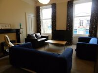 Spacious cental 4 bed flat for rent