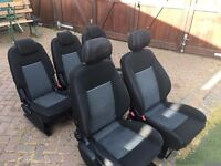 FORD S MAX SEATS WILL FIT FORD GALAXY 2006 ONWARDS