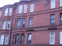 2 BEDROOM FURNISHED FLAT IN CROSSHILL GLASGOW