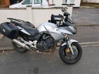 Honda CBF600 12 month mot